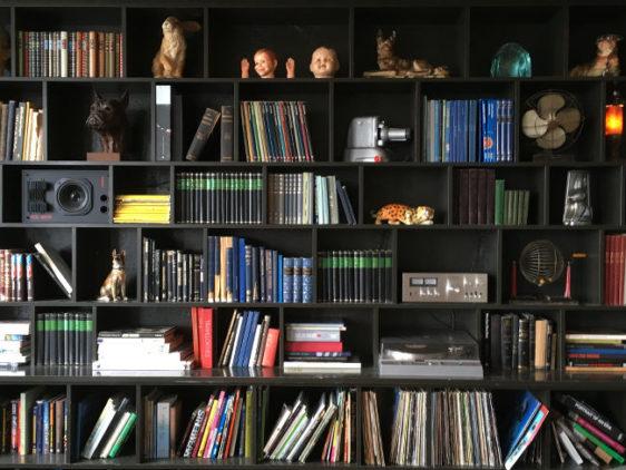 Boekenkast Kex Hostel