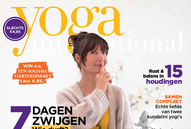 Fragment cover Yoga International nov 17
