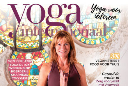 Fragment cover Yoga International