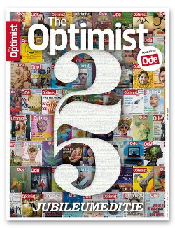 cover The Optimist juni 2020